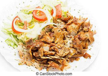 carne, kebab