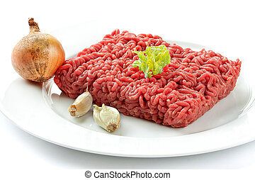 carne, picado