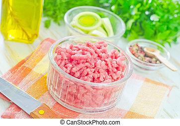 carne, suolo