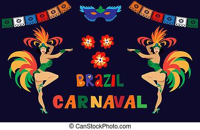 Carnival brazil 3