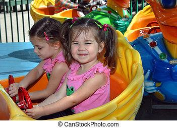 Carnival Kiddie Ride
