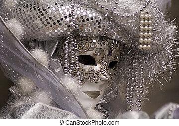 Carnival of venice - One oftheprofessional masks i've seen ...