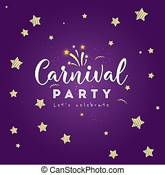 Carnival party Concept