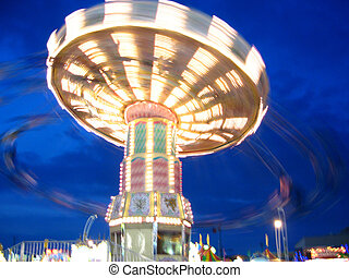 carnival swings