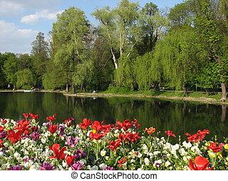 Carol Parc Bucharest