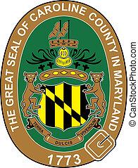 Caroline county seal