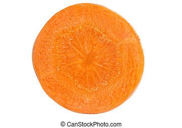 carota, fondo