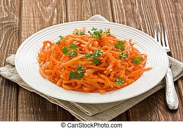 carota, insalata