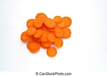 carote affettate