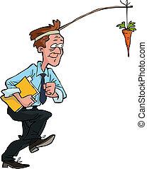 carotte, ouvrier