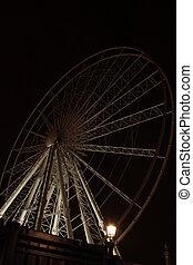 Carousel in the Paris