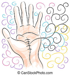 Carpal Tunnel Hand Surgery - An image of a carpal tunnel...