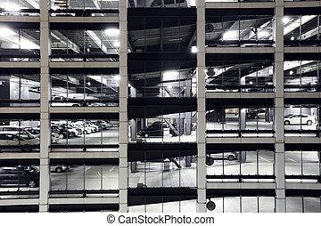 Carpark building