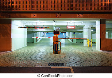 Carpark Interior