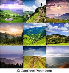 carpathian, montañas