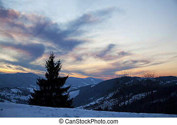 Carpathians Sunset 3