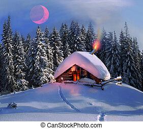 carpathians, weihnachten