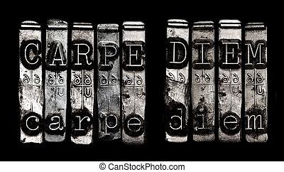 carpe, diem