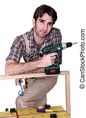 carpenter., רגוע