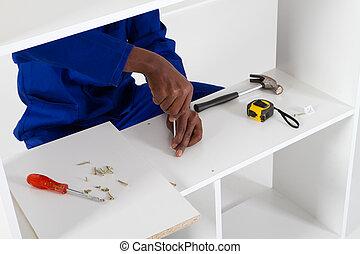 carpenter assembly furniture