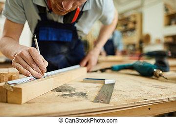 Carpenter Closeup