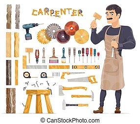 Carpenter Elements Collection