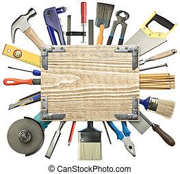 carpenteria, fondo