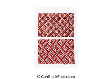 Carpet samples
