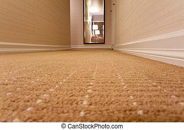 Carpet - Hotel floor carpet