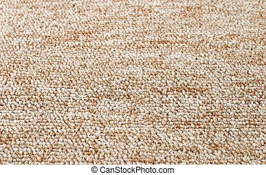 Carpet surface texture