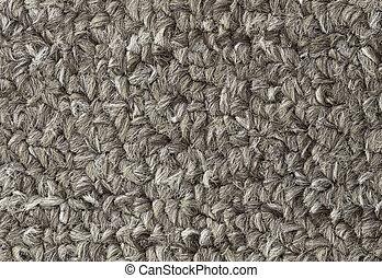 Carpet texture close-up