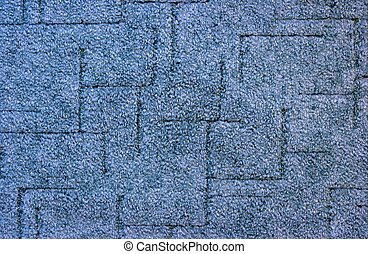 Carpet texture - Lightblue textureof wall to wall carpet
