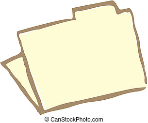 carpeta, documentos