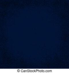 carré bleu, grunge, fond, textured