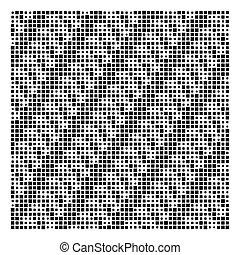 carrée, cube, carrée, vecteur, illustration, géométrique, ...