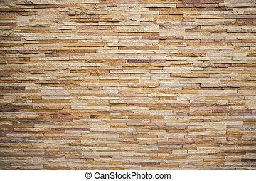 carreau, mur, pierre, brique, texture