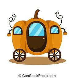 carrello, illustrazione