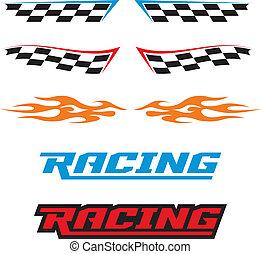 carreras, iconos