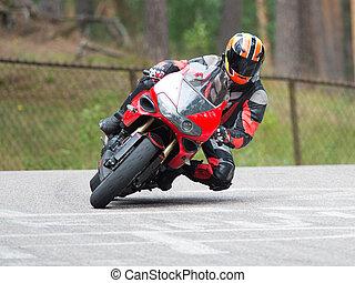 carreras, moto