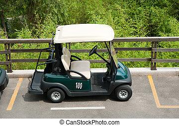 carreta, golfe