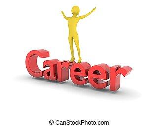 carrière, juichen, bovenzijde