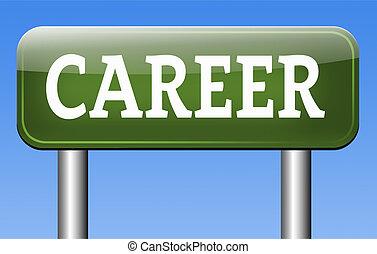 carrière, verhuizen