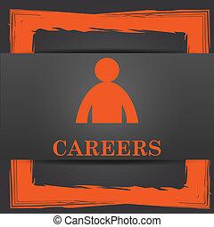 carrières, pictogram