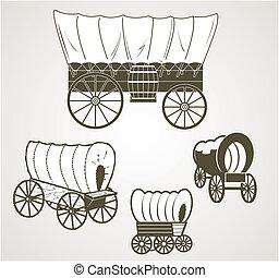 carri coperti