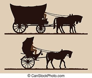 carriages.eps