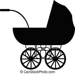 carrinho criança