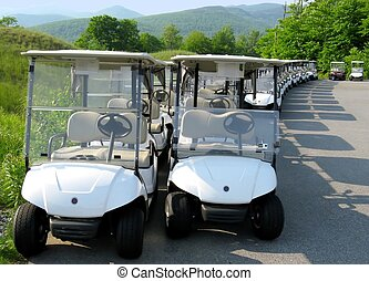 carritos, golf