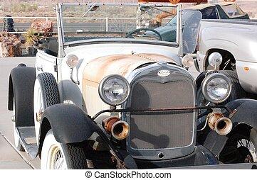 carro antigüidade