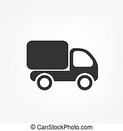 carro de entrega
