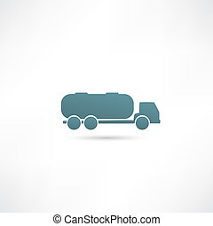 carro del tanque